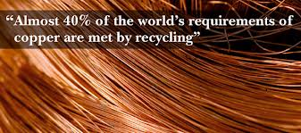 Recyclable Metal Commodities